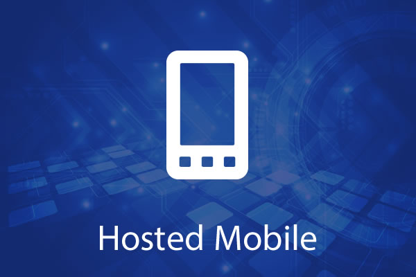hosted mobile