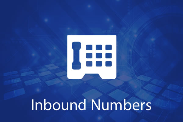 inbound numbers for business