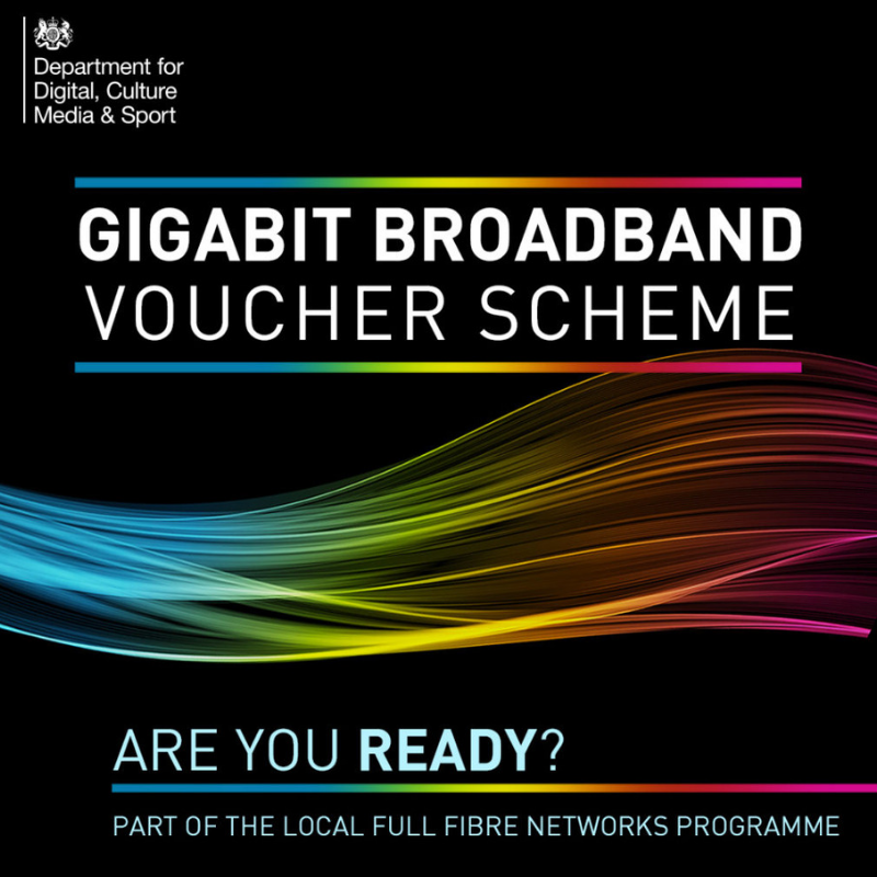gigabit broadband voucher scheme - are you ready?