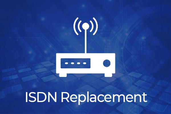 ISDN replacement for business