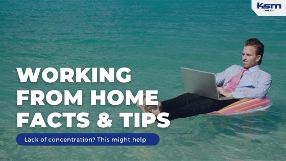 working from home ksm telecom